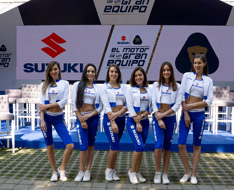 SUZUKI - Evento corporativo